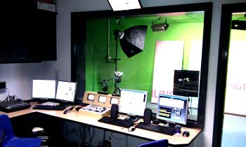 Greenscreen TV Studio
