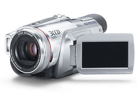 Panasonic's NV-GS500