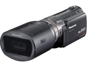 Panasonic T750 3D camcorder