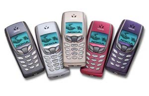 Nokia_6510 - from 2001