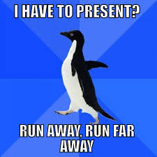 Socially Awkward Penguin understands
